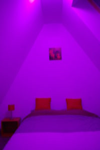 chambre d'amies spa privatif